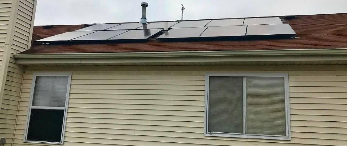 Solar Panel Installation in Belvidere IL