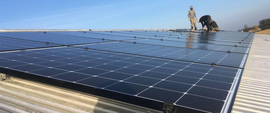 Solar Panel Installation in Cass City MI