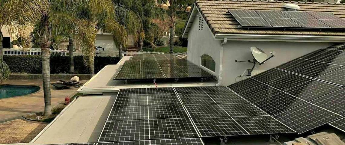 Solar Panel Installation in Chatsworth CA