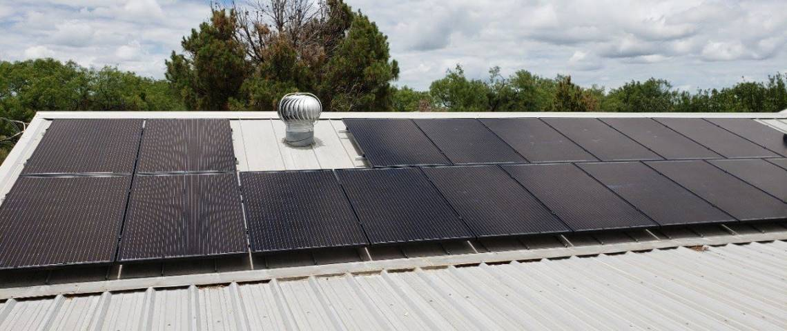 Solar Panel Installation in Clyde TX
