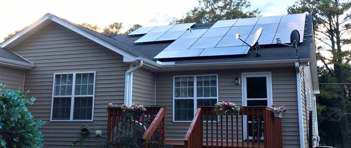 Solar Panel Installers In Durham Nc Greensolartechnologies