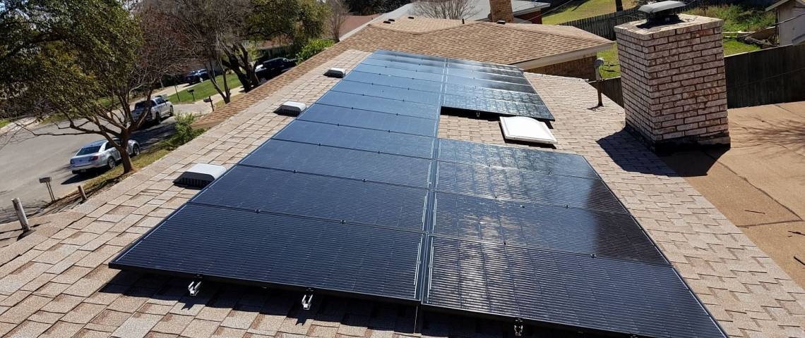 Solar Energy System In San Angelo Tx Greensolartechnologies