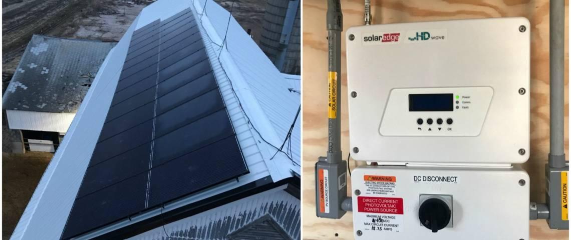 Solar Panel and Solar Inverter Installation in Edgar WI