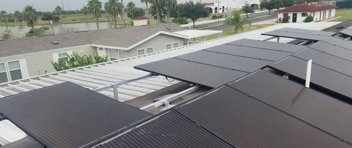 Solar Energy Generation In Mercedes Tx