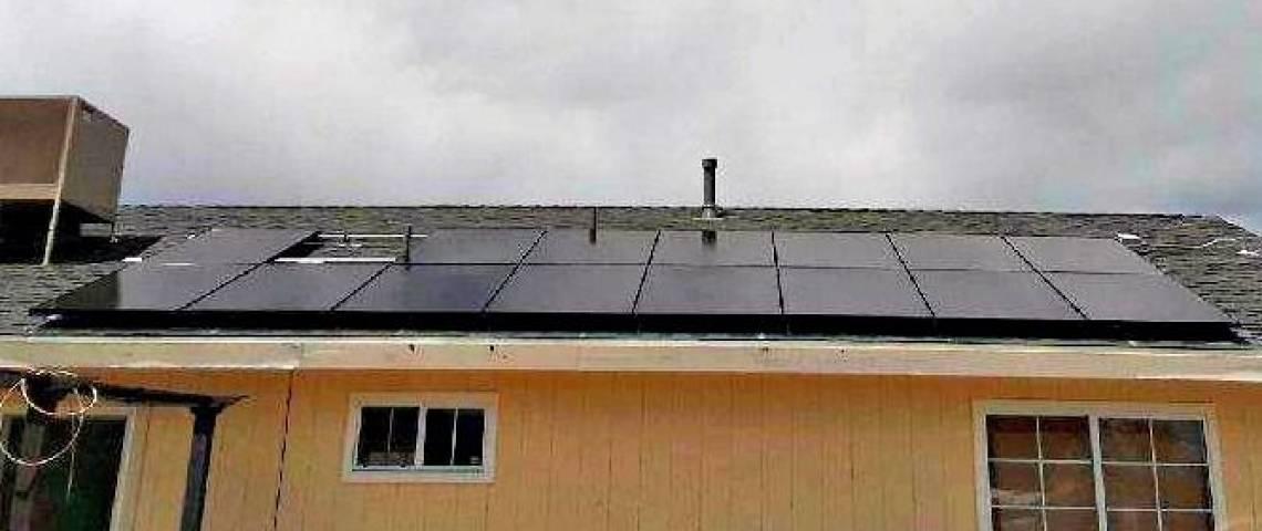 Solar Power System in Bishop CA