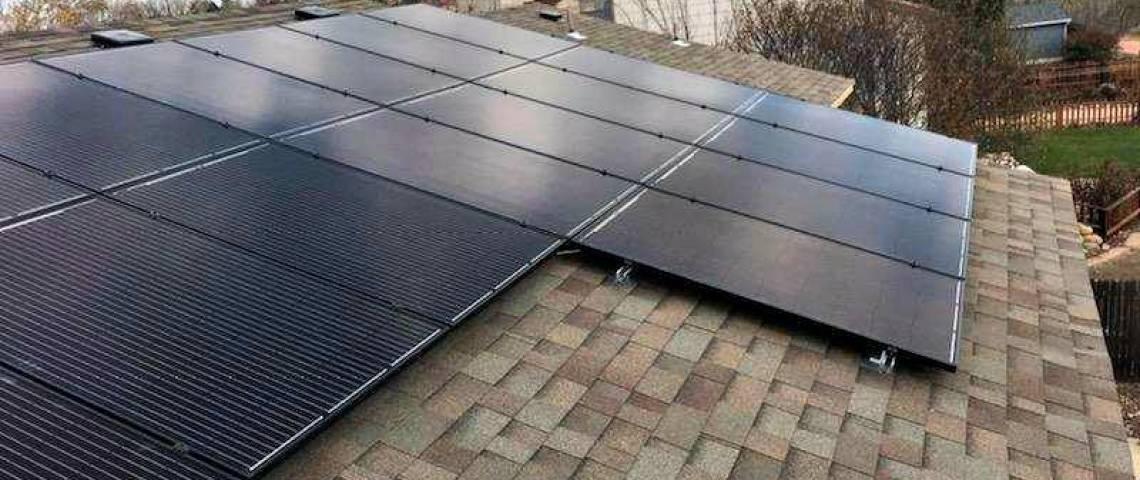 Solar Power System in Colorado Springs CO