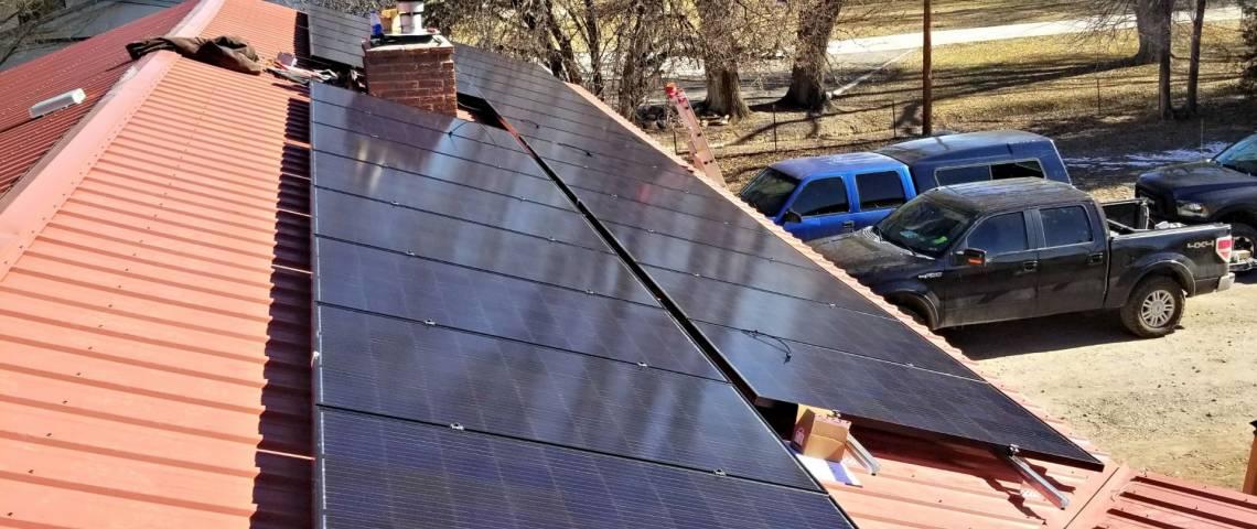 Solar Power System in Delta CO
