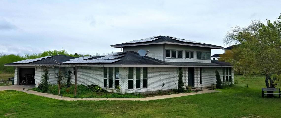 Solar Power System in Edcouch TX