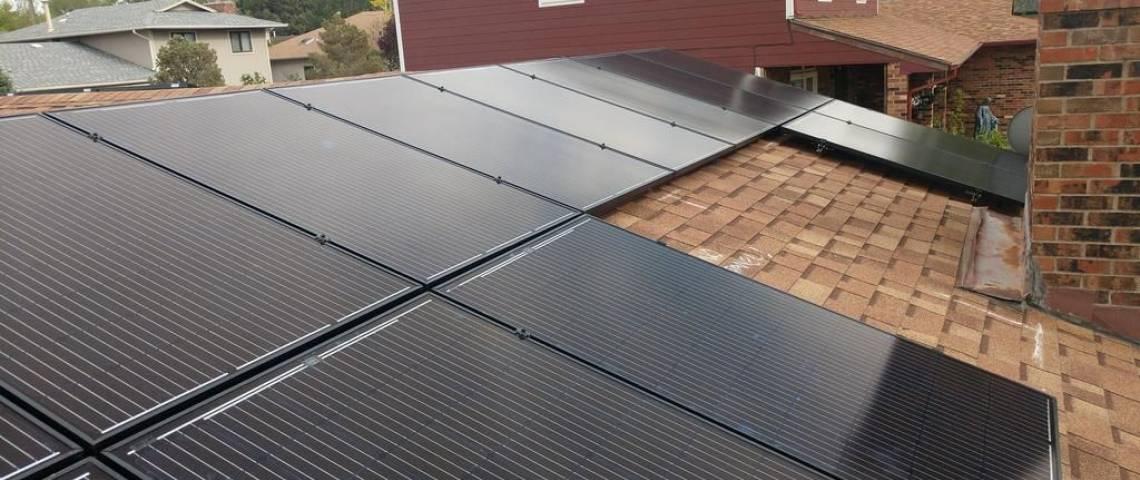 Solar Power System in Pueblo CO