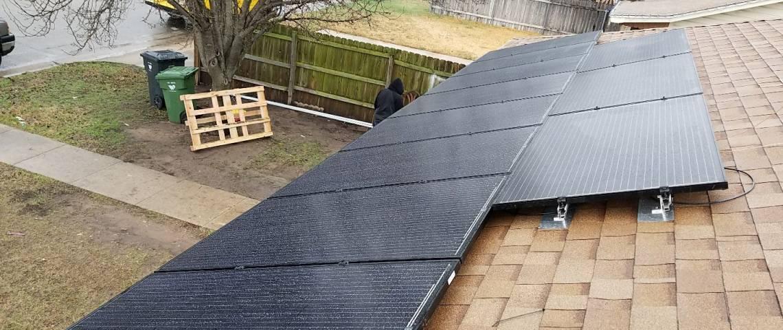 Solar Power System in Waco TX