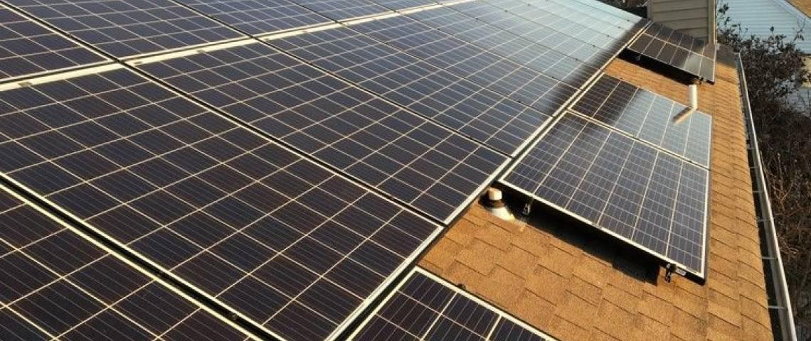 St. Charles, MO Solar Panel Installation - 1