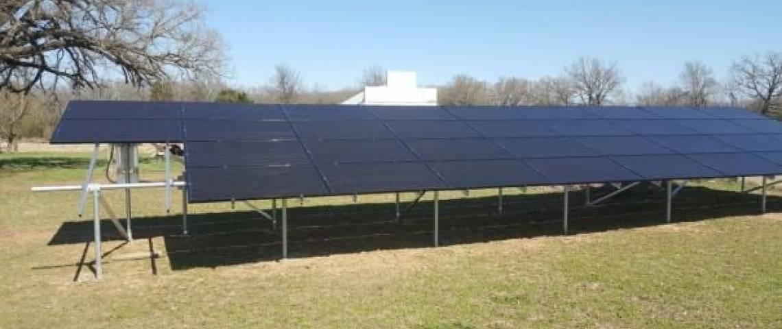 Solar Panel Installation in Paris, TX - 3