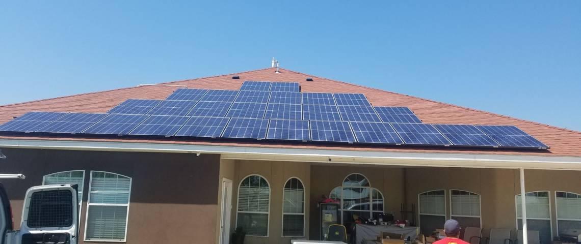 Del Rio, TX Solar Panel Installation