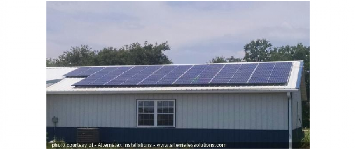 Itasca, TX Solar Panel Installation - 5
