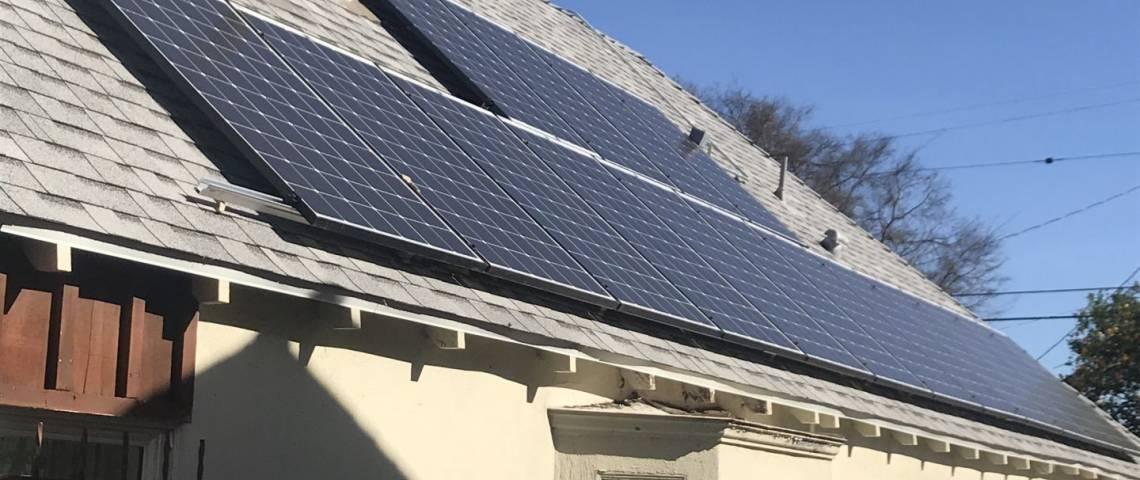 Solar Energy System in Los Angeles, CA - SolarWorld Installation