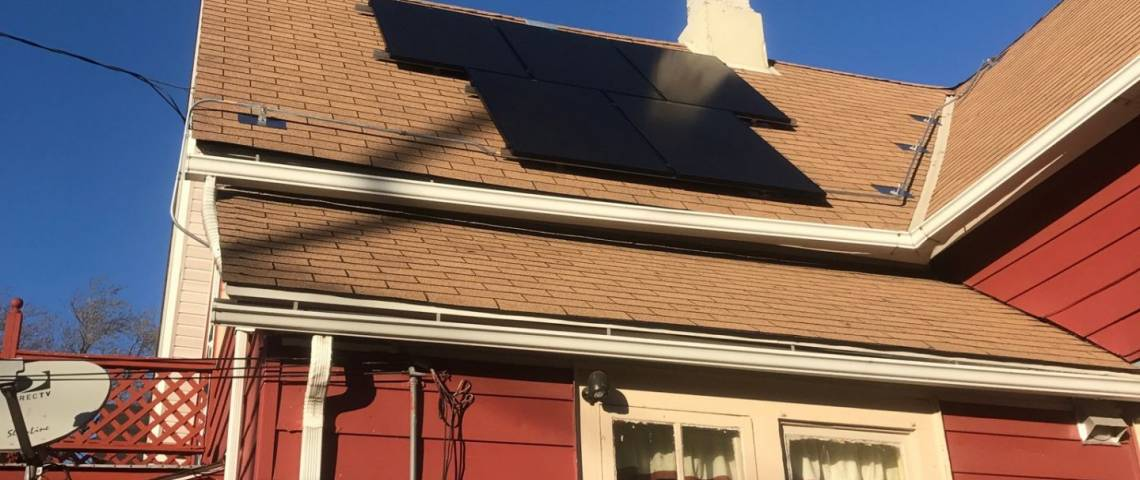 Solar Power System in Milwaukee, WI - SolarWorld Panels