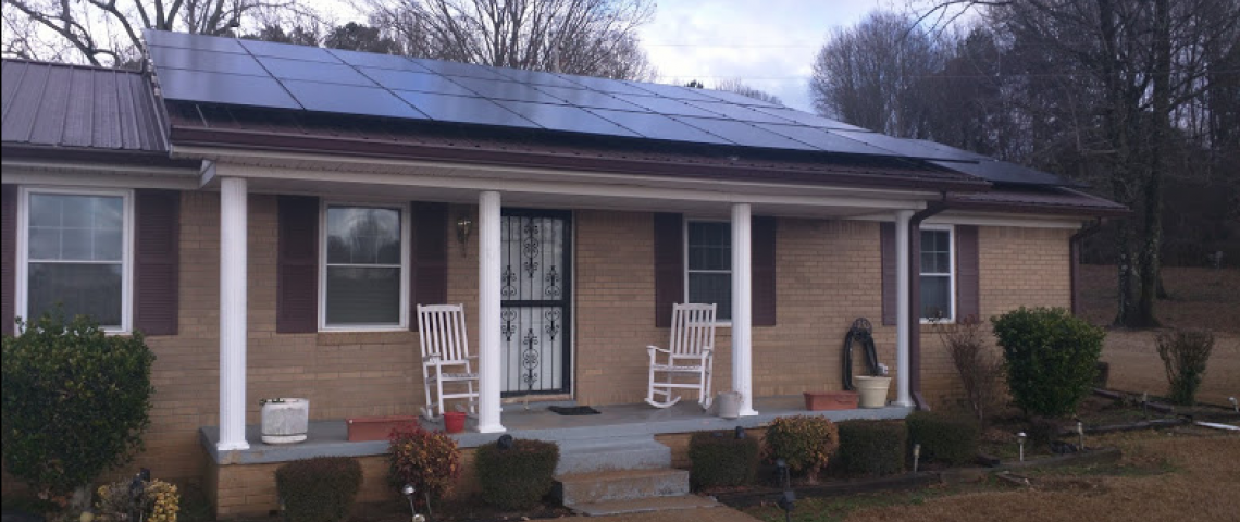 Solar Energy System in Crowley, LA - SolarWorld Installation