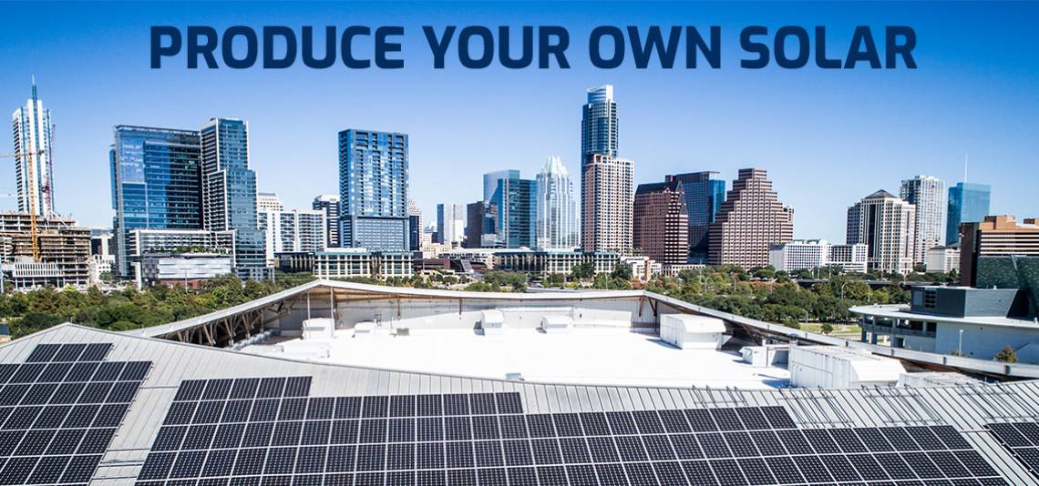 Freedom To Produce Your Own Solar Energy