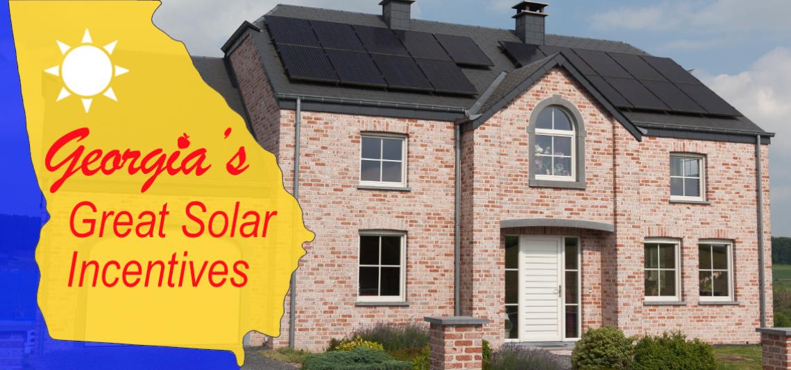 Georgia Solar Energy Incentives