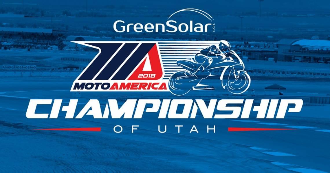 MotoAmerica Championship Of Utah