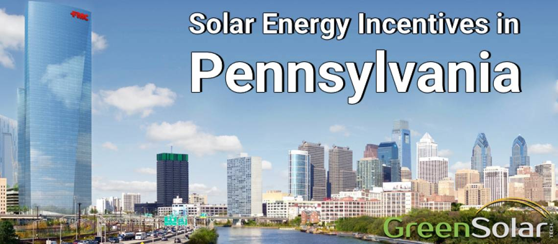 Pennsylvania Skyline - Green Solar Technologies