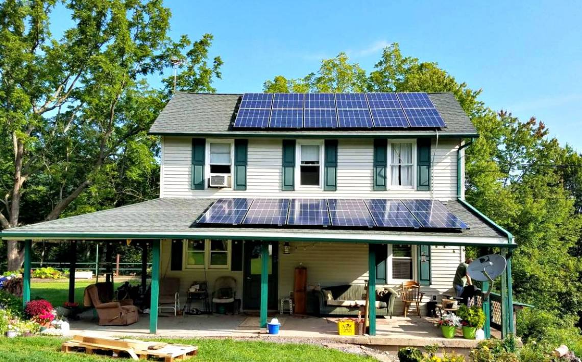 solar panel installations installer