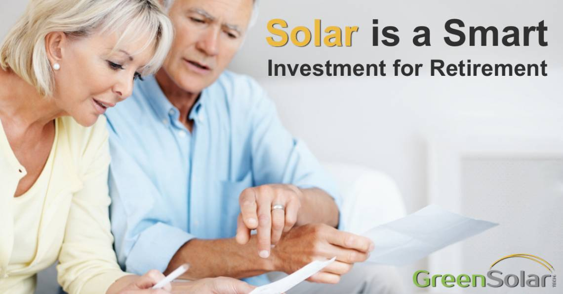 older couple considering home solar with green solar technologies