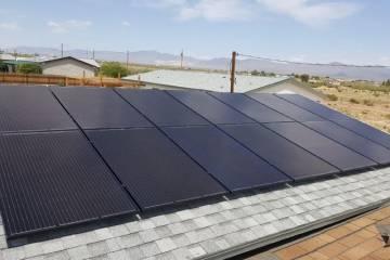 Solar Panel Installation In Las Vegas Nm