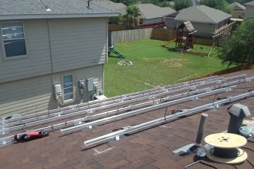 Residential Solar Panel Installation In San Antonio Tx