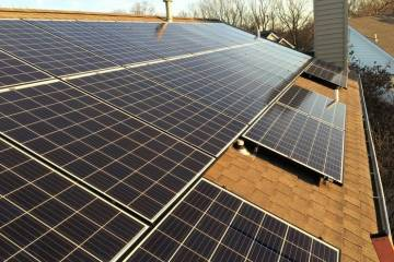 Solar Panel Installation In St Charles Mo