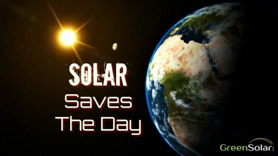 Solar Literally Saves The Day