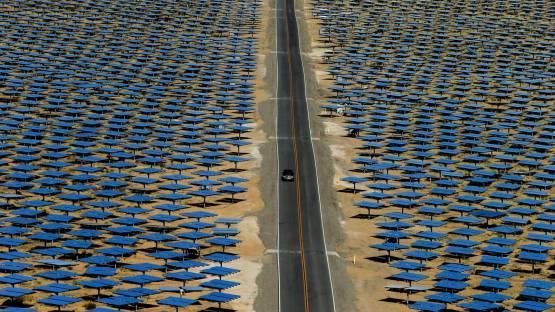 Solar panel tariffs installation American