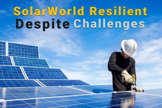 Solar Installer SolarWorld Green Solar Technologies
