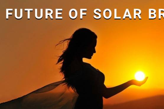 IS THE FUTURE OF SOLAR BRIGHT