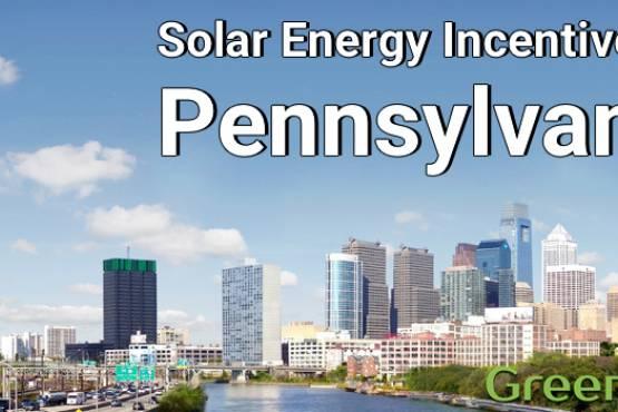 Pennsylvania Skyline - Green Solar Technologies