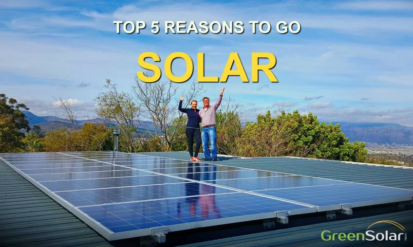 solar news reasons