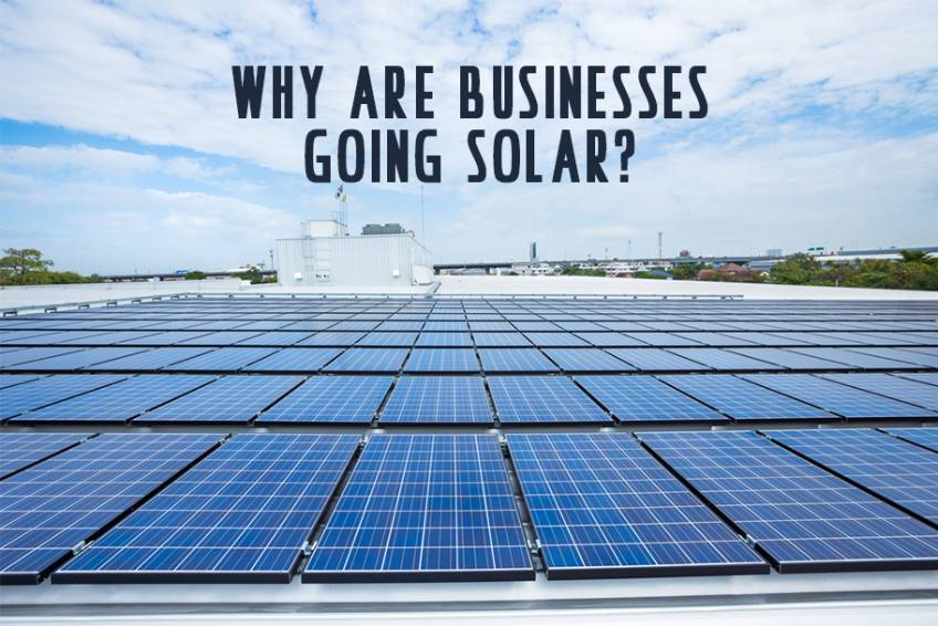Commercial Solar Project Savings