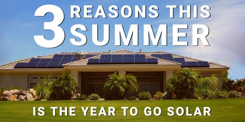 Home Summer Solar Sale Green Solar Technologies