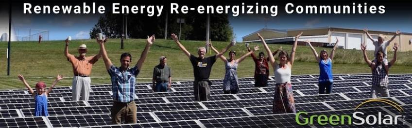 Green Solar Technologies - Solar Communuity