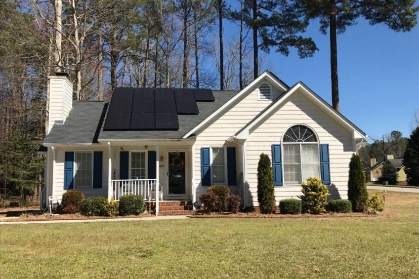 Solar Installers in Charlotte, NC
