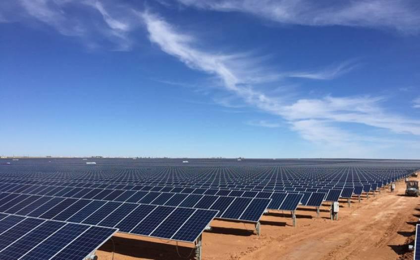 American Solar Farm