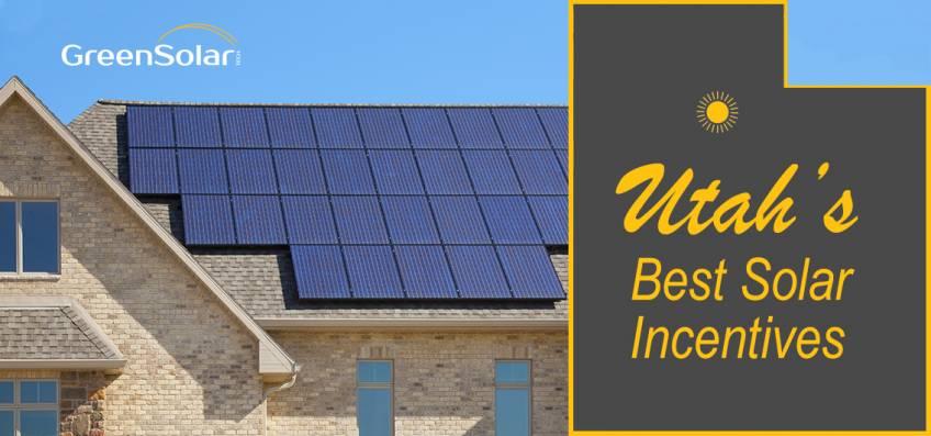 Utah Solar Incentives