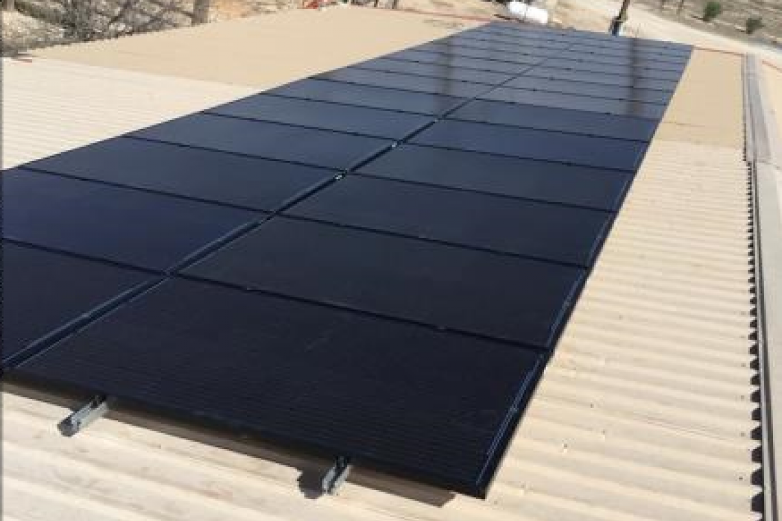 Solar panel installation in fort stockton tx 4 photo details dailygadgetfo Gallery