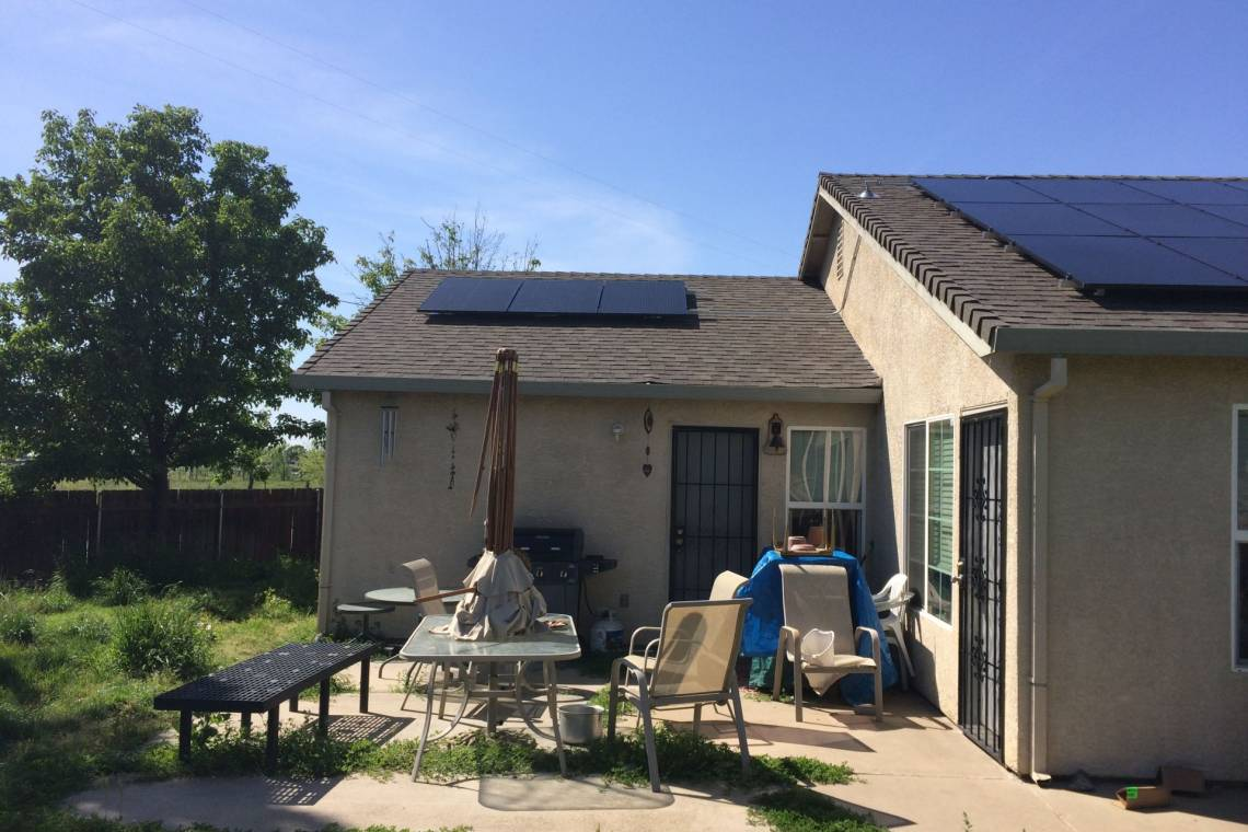 Roof Mount Solar Installation in Sacramento, CA  - 4