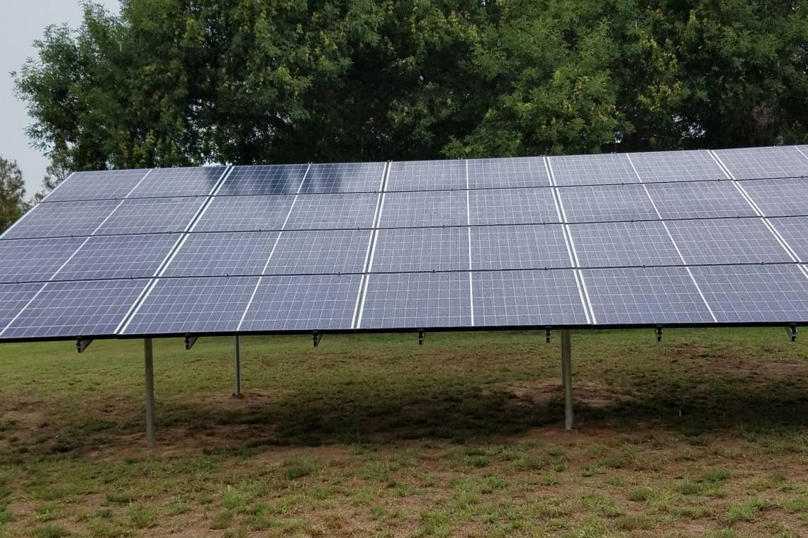Roof Mount Solar Panel Installation in Clyde, TX - 5