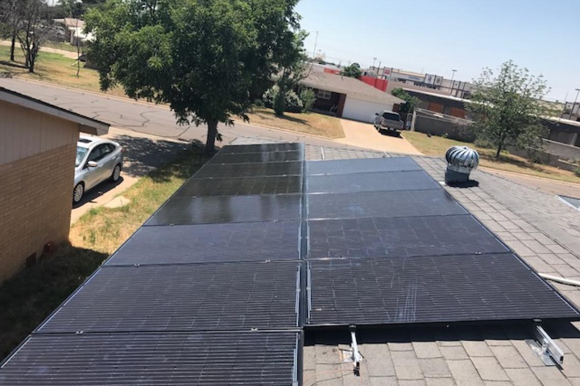 Solar Panel Installation in Midland, TX - 3