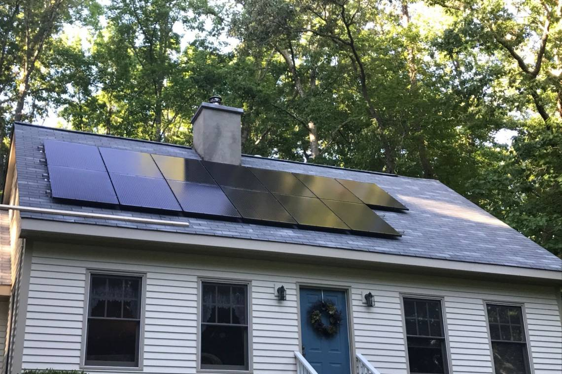 Pittsboro, NC Solar Panel Installation - 4