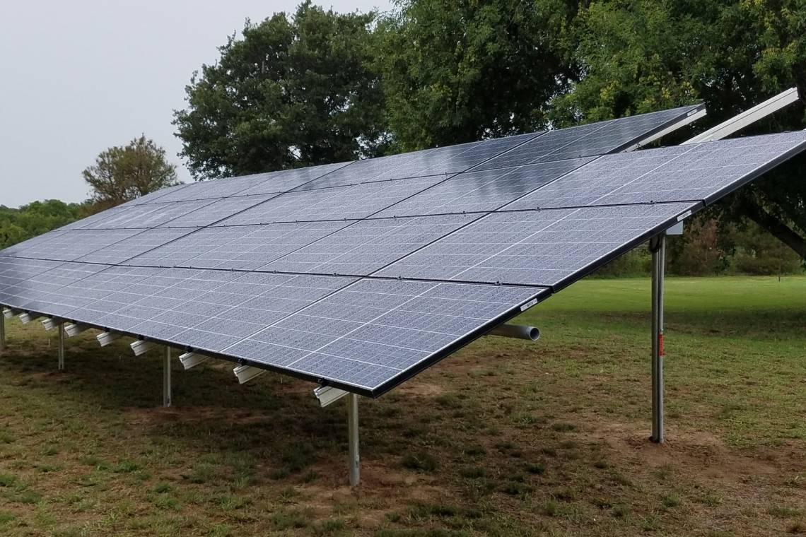 Roof Mount Solar Panel Installation in Clyde, TX - 6