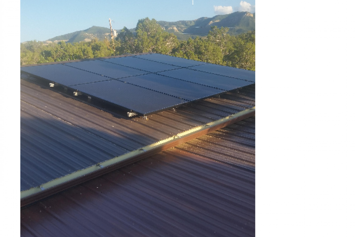Roof Mount Solar Panel Installation in Cortez, CO  - 6