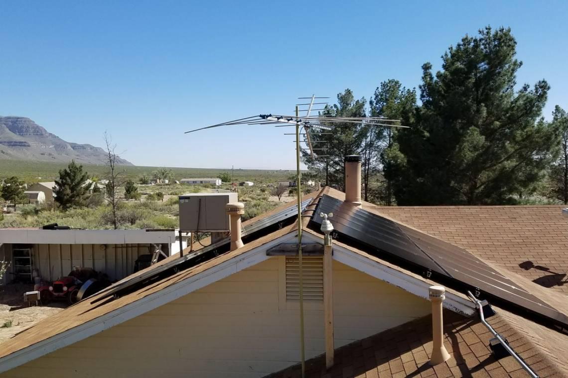 Roof Mount Solar Panel Installation in Alamogordo, NM - 4